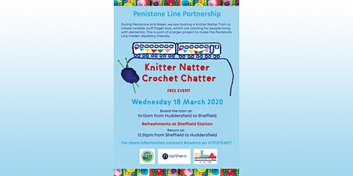 Knitter Natter Crochet Chatter