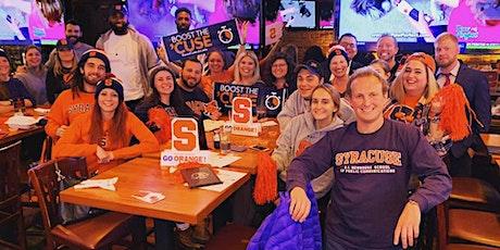 Syracuse vs. Pitt: Pre-Game Happy Hour & Watch (free w/ ticket) tickets