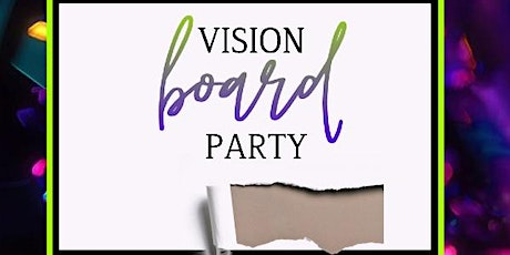 Inspired Minds: What will you manifest in 2020? Vision Board Party tickets