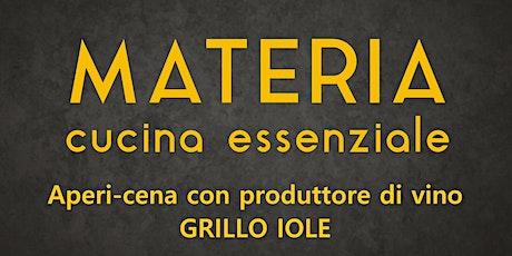Aperitivo und Abendessen im Ristorante Materia Tickets