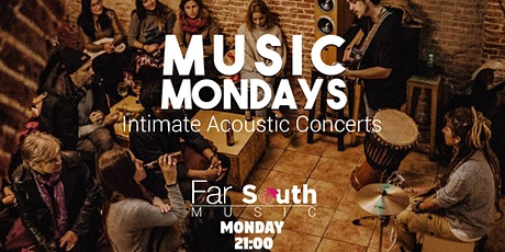 Music Mondays - Intimate Acoustic Concerts! entradas