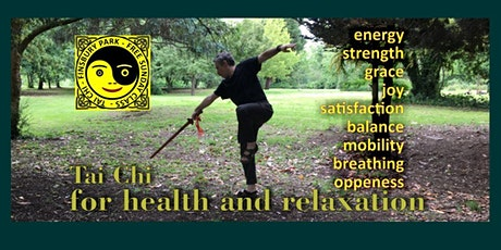 Tai Chi in Finsbury Park (free) tickets