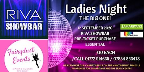 Ladies Night - The Big One! tickets