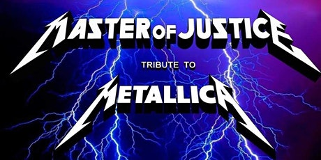 Edgewater Bar and Grill Presents Metallica Tribute/Master of Justice tickets