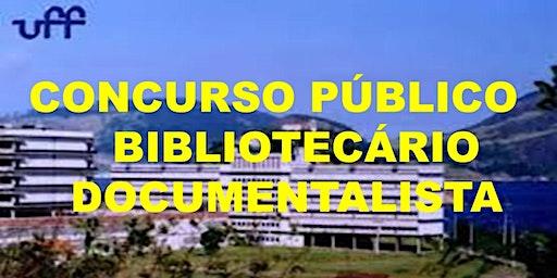 Curso Preparatório para a UFF 2020 - Universidade Federal Fluminense / Biblioteconomia