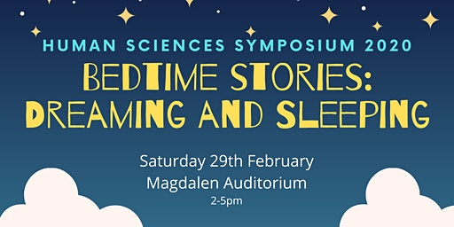 Bedtime stories: Dreaming and sleeping // HS Symposium 2020