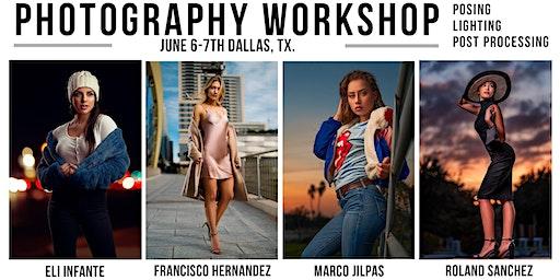 Photography Workshop Dallas aka Puro Lit Tour