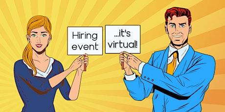 Recruitsos - Dallas (Full-Stack) - Employer Ticket - April 21 tickets