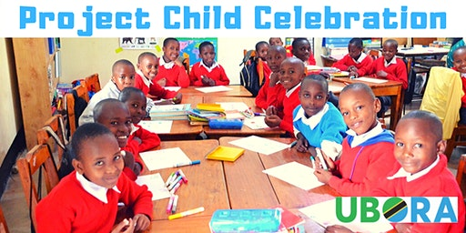 Ubora Project Child Celebration