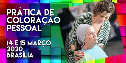 Prática de Coloração Pessoal - com Fabiana Mendes