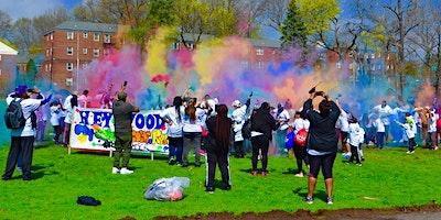 Heywood Avenue School's 4th Annual Color Run