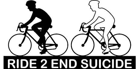 Ride 2 End Suicide - 2020 Sponsor Registration tickets