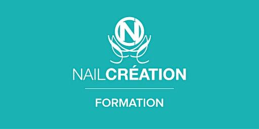 FORMATION COURS #1 NAIL CRÉATION - 14 mars 2020 à LAVAL