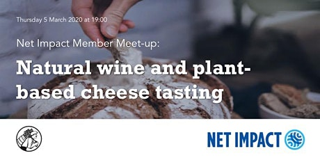 Member Meet-up: Natural Wine and Plant Based Cheese Tasting tickets