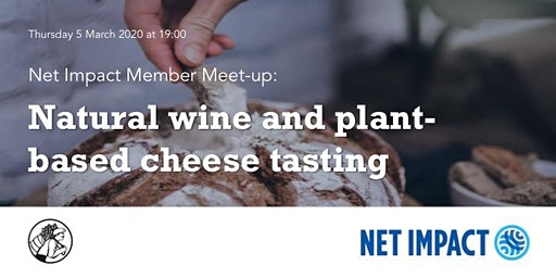 Member Meet-up: Natural Wine and Plant Based Cheese Tasting