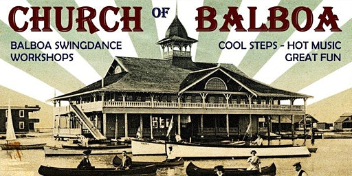 Balboa Swingdance Workshop - Church of Balboa