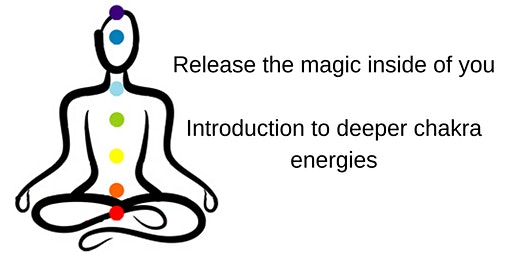 Release the chakra magic inside of you.