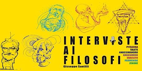 Intervista ai Filosofi biglietti