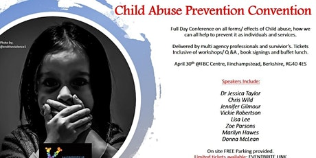 Child Abuse Prevention Convention tickets