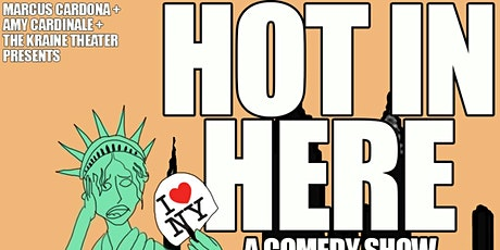Hot In Here: A Comedy Show Against Climate Change tickets