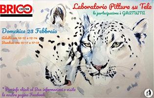 Laboratorio Pittura su Tela per Bambini
