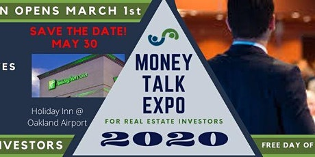 MONEY TALK EXPO 2020 For Real Estate Investors tickets