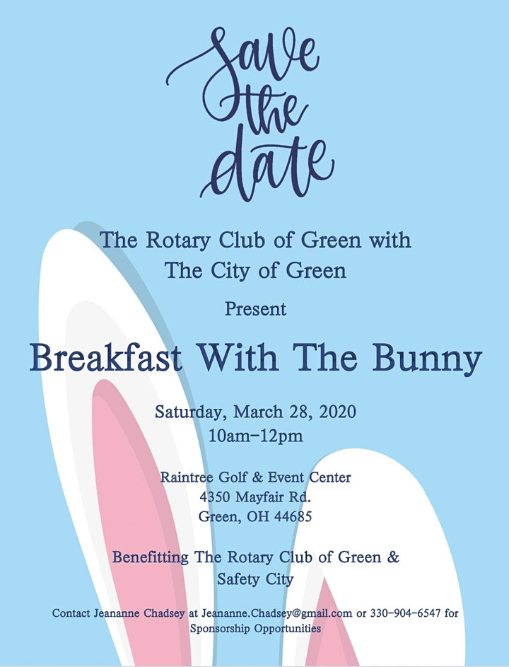 Breakfast With The Bunny image