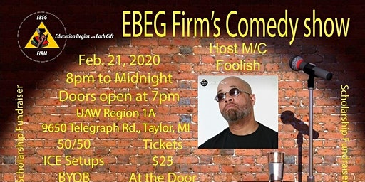 EBEG Firm's Comedy Show
