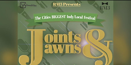 Joints & Jawns Music Festival Day 1 tickets