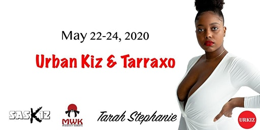 Urban Kiz & Tarraxo Weekender with Tarah