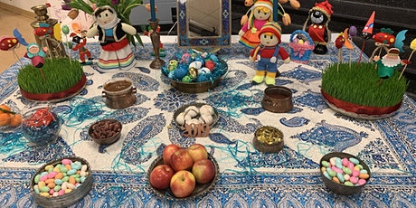 Eighth Persian New Year Kids Festival tickets