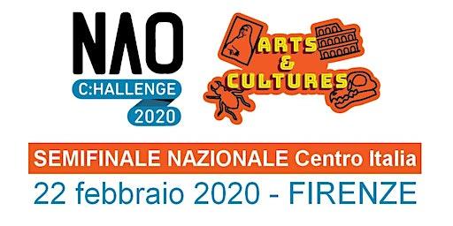 """Laboratorio di robotica """"SENIOR"""" (dai 9/10 anni ai 13/14) - NAO Challenge 2020"""