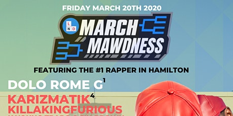 March Mawdness 2020 tickets
