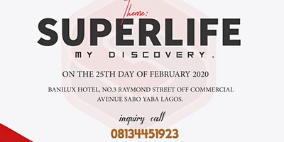 SUPERLIFE MY DISCOVERY