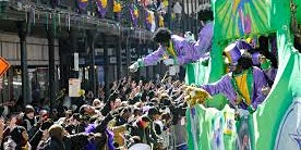 Mardi Gras New Orleans Party Trip 2020