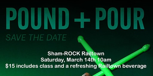 Sham-ROCK POUND and Pour at Railtown Brewing Company