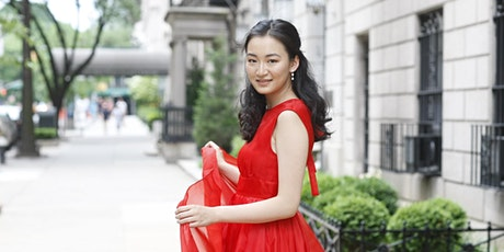 EVENT CANCELLED  Pianist and Soprano Chelsea Guo tickets
