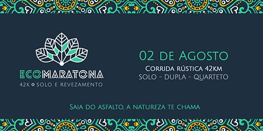 ECOMARATONA 42K | Corrida Solo & Revezamento