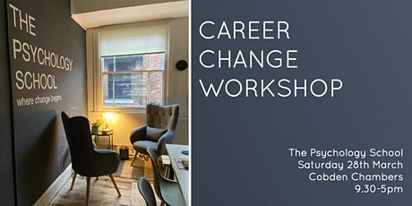 CAREER CHANGE Workshop tickets