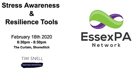 Stress Awareness - Tools for Resilience tickets