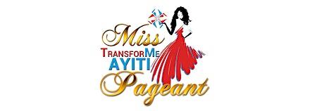 Miss TransforMe Ayiti Scholarship Pageant