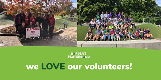 We LOVE Our Volunteers...A LOT!