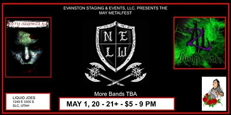 May MetalFest with Never Ending Last Words tickets