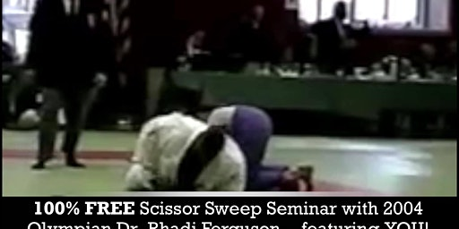 Scissor Sweep Deliberate Practice Clinic by Dr. Rhadi Ferguson
