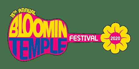 2020 Bloomin' Temple Festival-Arts & Crafts (Non Food) Vendors  tickets