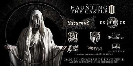 Haunting The Castle III tickets