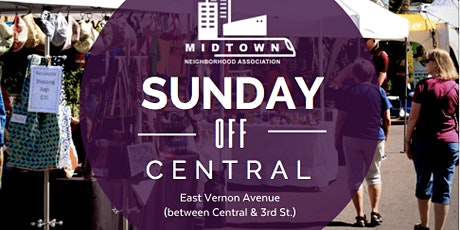 Sunday Off Central Block Party 2020 tickets