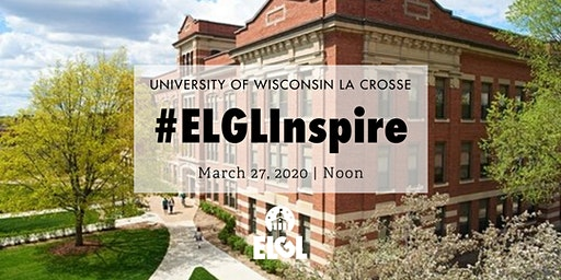 #ELGLInspire - University of Wisconsin La Crosse