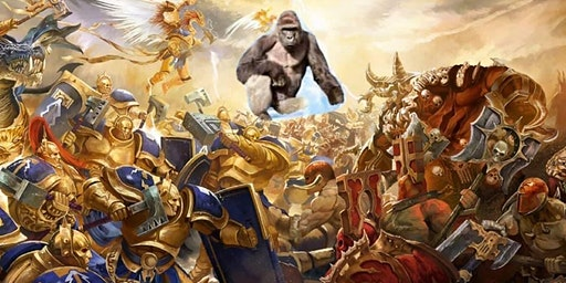 "DFW Age of Sigmar Tournament - ""The Hunt for Harambe"""