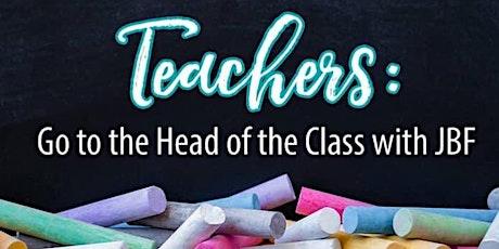 Just Between Friends Midland/Odessa Teacher Presale Spring 2020 tickets